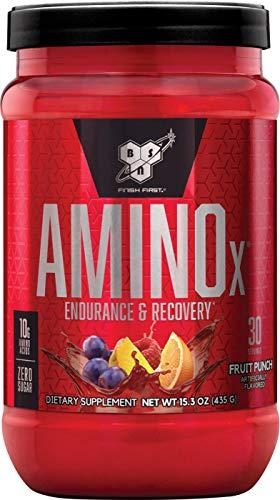 BSN Amino X, Ponche de Frutas - 435 g