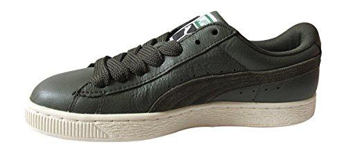 Puma, Sneaker uomo (peacoat white team gold 03)