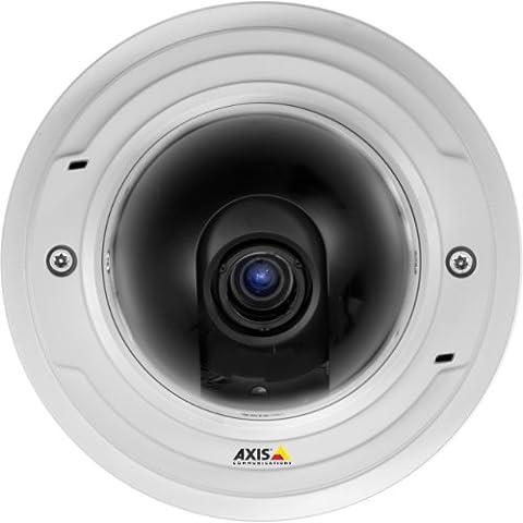 AXIS Dôme ip axis 1.3MPix jour/nuit ext P3384-V 3.3-12mm