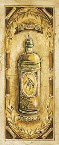 The Poster Corp Gregory Gorham - Olive Oil - Oregano Kunstdruck (60,96 x 121,92 cm) Gorham Olive