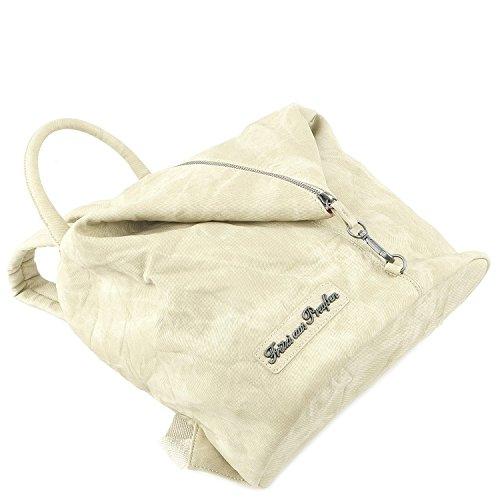 Fritzi aus Preußen Damen Marit Rucksackhandtasche, 16x33x30 cm Shell