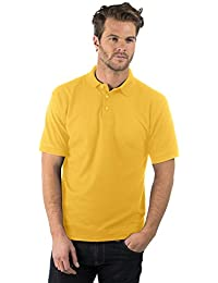 Bruntwood Polo Clásico Camisa - Classic Polo Shirt - Hombre y Mujer - 180GSM - Poliéster/Algodón