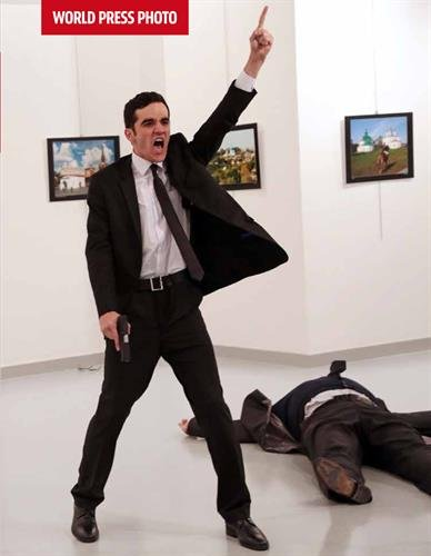 World Press Photo 2017 por Rodney Bolt