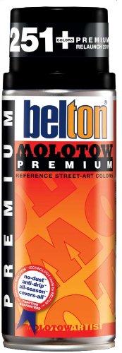 Preisvergleich Produktbild Molotow Premium 400 ml tiefschwarz