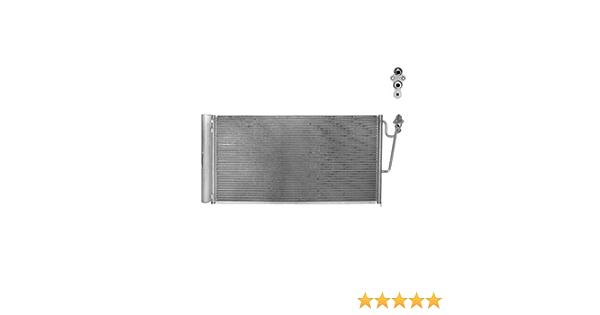 Van Wezel 06005363 Kondensator Klimaanlage Auto