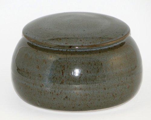 Preisvergleich Produktbild Original französische wassergekühlte keramik butterdose, ca 125g meertang B-K