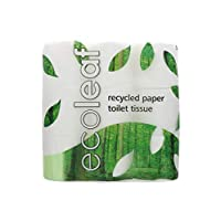 Ecoleaf From Suma Ecoleaf Toilet Tissue 9 Rolls