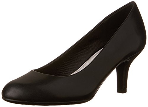 Easy Street Women s Passion Dress Pump Black 9 B(M) US