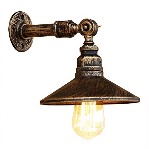 Ceiling Lights & Fans Antique Retro European Black Industrial Swing Arm Ceiling E27 Wall Lamp Lighting For Bar Coffee Shop Restaurant Living Room Easy To Lubricate