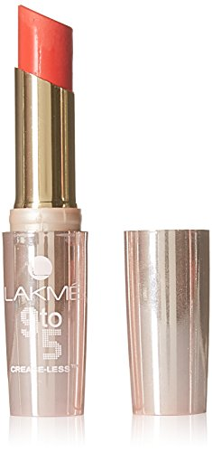 Lakme 9 to 5 Matte Lip Color, MR 10 Red Rebel, 3.6ml