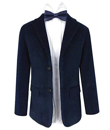 rdoroy-Blazer für Jungen in Marina Blau 12 Jahre ()
