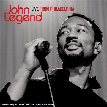 Live From Philadelphia (inclus 1