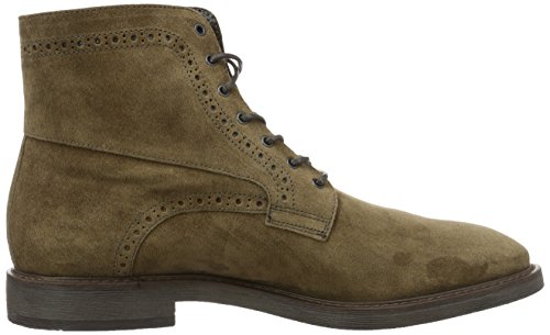 Marc Opolo Herren 61022066301300 Lace Flat Bootie Bootie Chukka Boots Braun (tabacco 780)