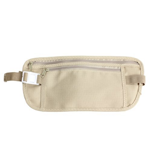 41bgLmghT1L. SS500  - Travel Money Belt for Security Pouch Passport Cash Money Holiday Traveling