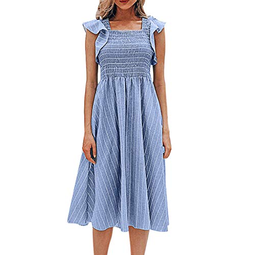 low priced 9477f d7cdd waitFOR Vestiti,Vestiti Donna Estate Abito Donna Eleganti da ...