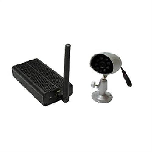 Avidsen 123151 Videosorveglianza Wireless, Bianco, S