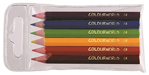 Best Saving for Mini Colouring Pencils Colourworld™ 960 Packs of 6 Review