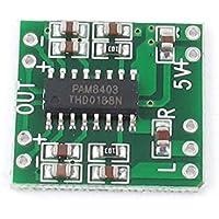 2Channels 3W Digitale Alimentazione PAM8403 Classe D Amplificatore Audio Scheda DC 5V