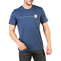 The North Face S/S NSE, T-Shirt Uomo, Blu Wing Teal, L