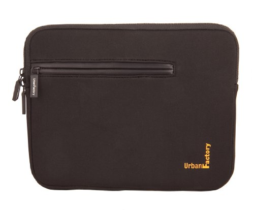 urban-factory-inch-neopren-sleeve-with-front-pocket-and-memory-foam