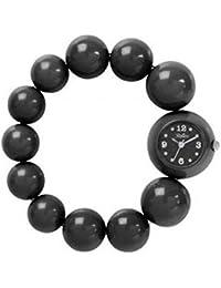 Montre Femmes Analogique A La Mode Bracelet En Grosse Perle Par Reflex BBR001