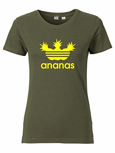lll➤ Tshirt Damen Ananas Test / Vergleich [ Nov / 2018 ] - 🥇 TOP 10