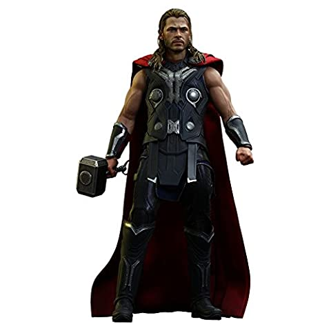Thor Avengers Age of Ultron Movie Masterpiece Serie Maßstab 1/6 Hot Toys Figur (Marvel Masterpieces Series)