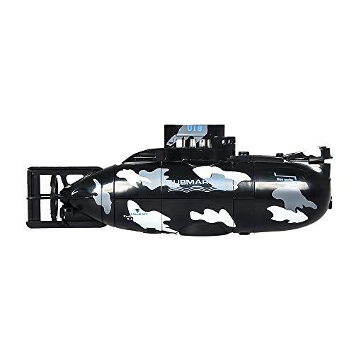 Mini Drohne, Chshe☀☀☀, Mini Rc Rc Unterwasser U-Boot Hochgeschwindigkeitsfernbedienung Für Kinder Geschenk (Schwarz)