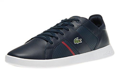 Lacoste Novas Ct 118 1 Spm, Sneaker Homme Blau