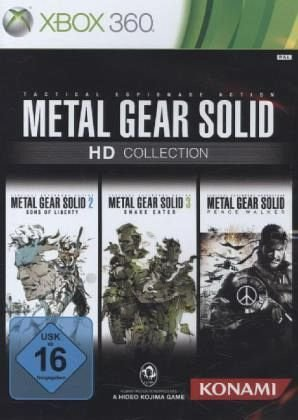 Metal Gear Solid (HD Collection) Hd-metal
