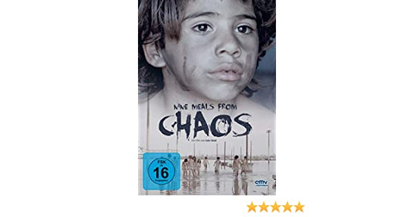 Nine Meals From Chaos, 1 DVD: Amazon co uk: DVD & Blu-ray