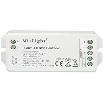 Led Lighteu2 Couleur Wifi Unique De Contrôleur Télécommande 4ghz fg6byY7