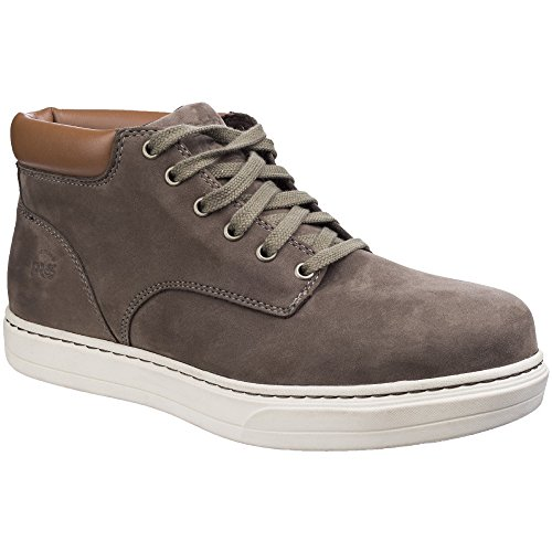 Timberland Mens Disruptor Chukka Lace up Leather Safety Ankle Boots