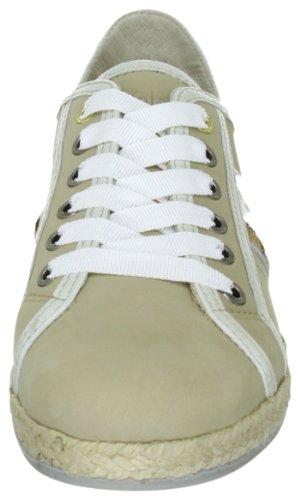 Pantofola d'Oro ELDA LOW WOMEN1 6040466, Sneaker donna Avorio (Elfenbein ( CHAMPAGNE ...