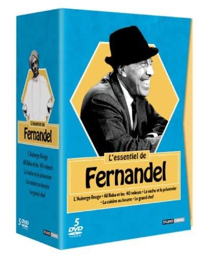 Coffret Fernandel...