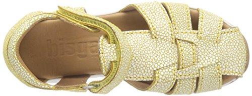 Bisgaard Sandals, sandales fermées mixte enfant jaune (83 Summer)