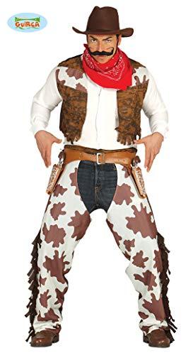 Cowboykostüm Kostüm für Herren Karneval Fasching Revolverheld Western Party, ()