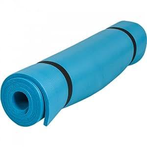 Gorilla Sports Yogamatte In Verschiedenen Farben, Blau, 190 x 60 x 1.5 cm, 10000541;370