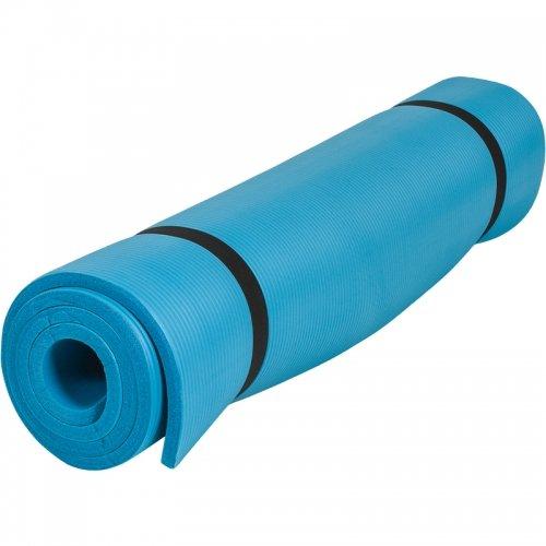 Gorilla Sports Yogamatte In Verschiedenen Farben, Blau, 190 x 100 x 1.5 cm, 10000524;370