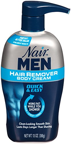 Nair Hair Remover Men Body Cream 385 ml