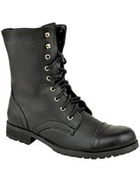 Amazon.co.uk: Combat Boots - Boots / Women's Shoes: Shoes & Bags