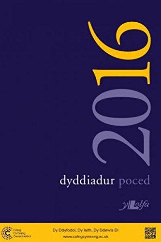 Dyddiadur Poced Lolfa 2016