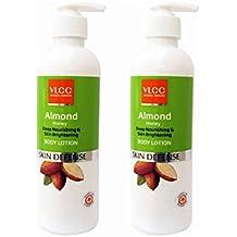 VLCC Almond Honey Body Lotion, 350ml (Pack of 2)
