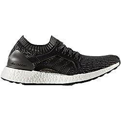 adidas Ultraboost X, Zapatos para Correr para Mujer, Negro (Nero Negbas/Grpudg/Onix), 40 EU