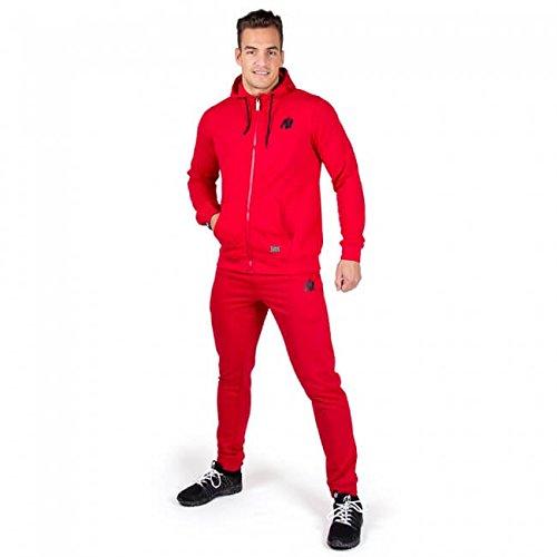 Gorilla Wear Jogginghose Classic Rot