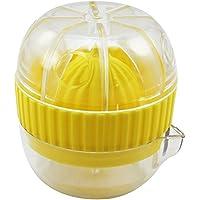 OHlive 1pc Fruit Juicer Orange Lemon Squeezer Fruit Press con Tapa Color Aleatorio
