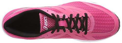 Asics Damen Amplica Laufschuhe Pink (Hot Pinkblackwhite 2090)