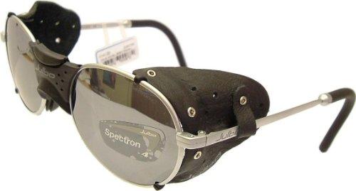 julbo-drus-sonnenbrillen-silber-farbe-brillenfassungen-mit-schwarz-leder-seite-schilder-abnehmbar-sc