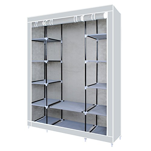canvas-wardrobe-hst-mall-triple-canvas-clothes-cupboard-hanging-rail-shelves-bedroom-storage-furnitu