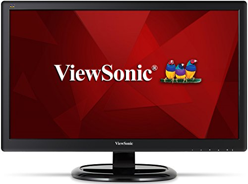 Viewsonic VA2465S-3 24-Inch LED Monitor - Black